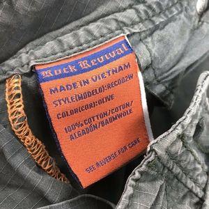 Rock Revival Shorts - Rock Revival for Buckle Cargo Shorts Sz 29